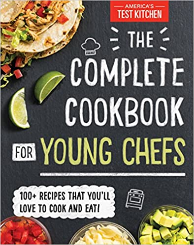 The Complete Cookbook for Young Chefs Hardcover best cookbooks for kids