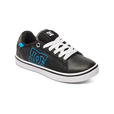 DC Shoes Notch Chaussure Garcon Noir Taille