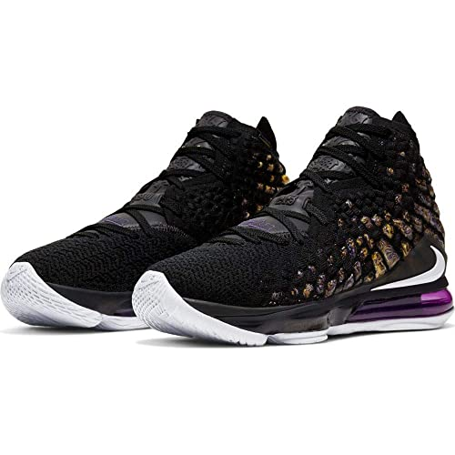 Nike Lebron 17 - Zapatillas de Baloncesto para Hombre: Amazon.es ...