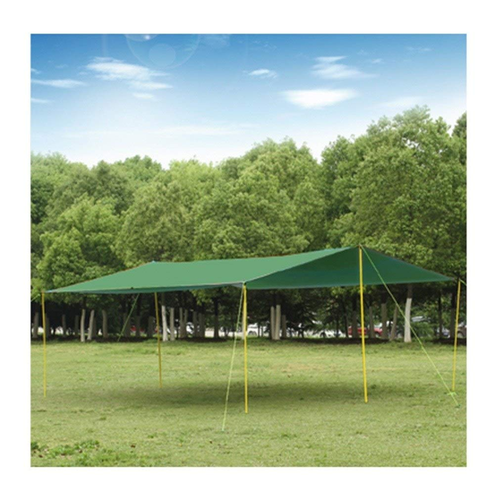GuoWei オーニングシェード 天幕 キャンプ テント タープ 遮光ネット ポータブル (Color : C, Size : 6x8m) B07T3TS223 C 6x8m