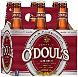 O'douls Amber Non-alcoholic Beer Six Pack