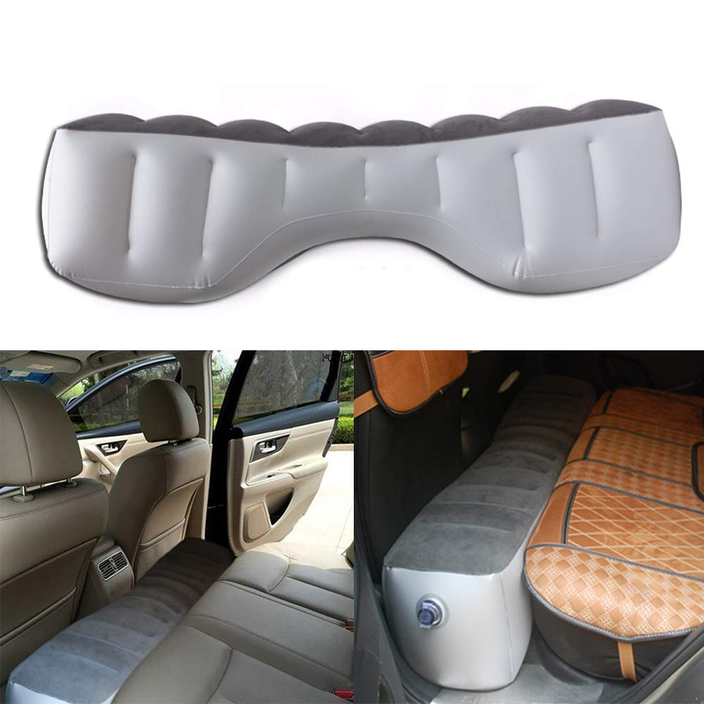blue--net Car Mattress Inflatable Back Seat Gap Pad Air Bed Cushion Car Inflatable Mattress Travel Camping Air Bed Universal for Travel Camping by blue--net