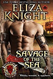 Savage of the Sea (Pirates of Britannia: Lords of the Sea)