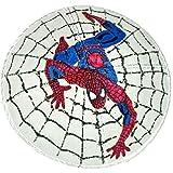 Hand-painted Kippah (Yarmulke) with Spiderman