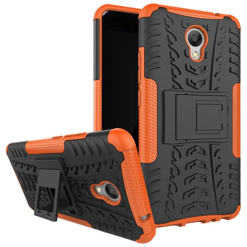 pinlu® Funda para Meizu M5 Note Smartphone Doble Capa Híbrida ...