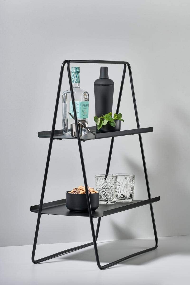 ZONE DENMARK A-Table Shelving Colour: Zone Soft Grey