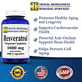 Premium 100 Pure Resveratrol - Heart Health Weight Loss Anti-Aging Discount