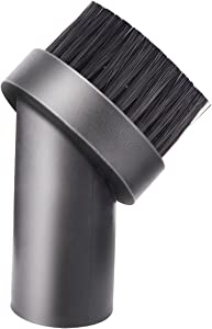 Vacmaster Round Brush Vacuum Accessory, V1RB