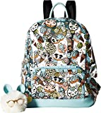 Luv Betsey Women's Iseeu Clear Backpack Mint One Size