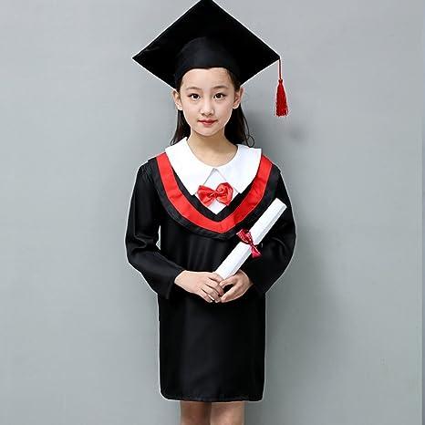 LUOEM Cappello per laurea da 3 pezzi Cappello per costume Accessorio da  dottorato con fiocco rosso per bambini  Amazon.it  Giochi e giocattoli 71e647420481