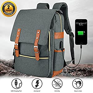 Laptop Backpack For Women Men Business backpack Travel Backpack School College BookBag girls boys Package Student Daypack Hiking Knapsack Can Accommodate Under 17 inches Laptop Business Bag
