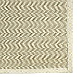 MacKenzie-Childs Chevron Wool/Sisal Rug - 2' x 3'