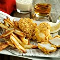 Baked Fish and Chips by Chef'd Partner PureWow