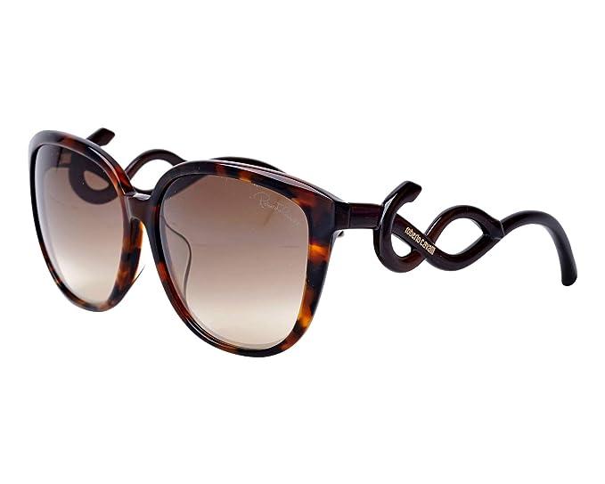 Amazon.com: Gafas de sol Roberto Cavalli Mirach (RC-913-S ...