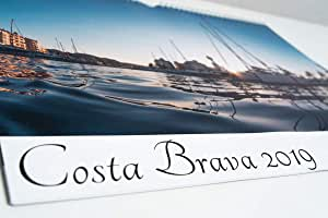 Costa Brava Calendario 2019, Empu riab rava Paisaje Natural ...