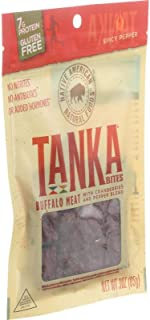 product image for Tanka Bites, Buffalo Meat with Cranberries and Pepper Blend, Spicy Pepper, 30 oz (85 g)