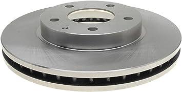 ACDelco 18A892A Advantage Non-Coated Front Disc Brake Rotor