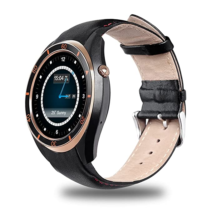 i3 Smartwatch Android 5.1 mtk6580 Google Maps Monitor de ...