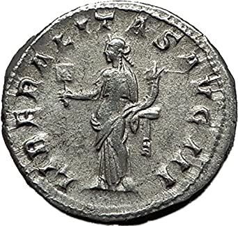 Ancient Intelligent Roman Coin Silver Antoninianus Gordian Iii 238-244 Ad Coins