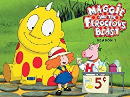 Maggie and The Ferocious Beast - Season 1