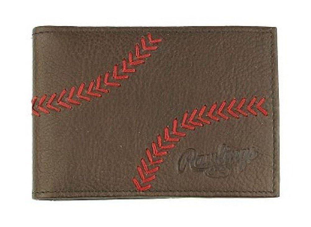 d0cf16a19f95 Rawlings Men's Home Run Front Pocket Wallet