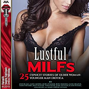 Lustful MILFs Audiobook