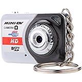 Andoer Mini Spy Hidden Camera Digital Camcorder Mini DV with Microphone PC Cam Support 32GB TF Card
