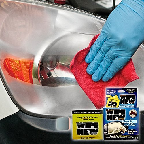 Headlight Restore Kit Rust-Oleum
