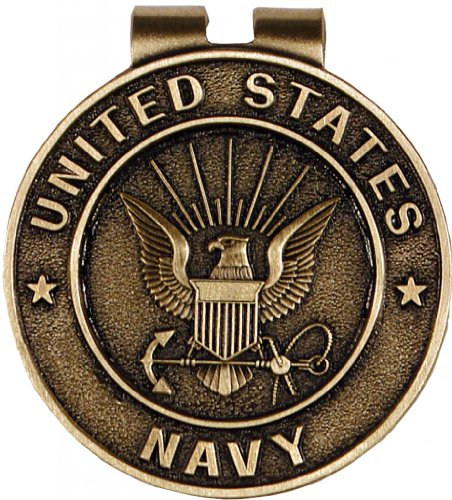 Us Navy Money Clip - 2