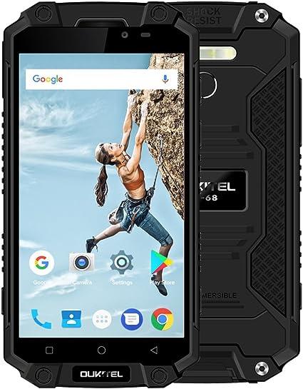 OUKITEL K10000 Max 4G Smartphone al Aire Libre 5.5 Pulgadas ...