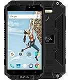 Oukitel K10000 Max 4G Smartphone 5,5 pollici 4G Phablet Android 7.0 MTK6753 Octa Core 1,5 GHz 3 GB RAM 32 GB ROM sensore di impronte digitali OTG Telecamere 10000 mAh Batteria