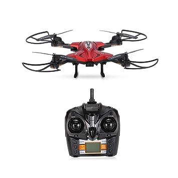 Goolsky K110HW Drone con Cámara 0.3MP Wifi FPV Sensor-G Mantenimiento de Altitud Drone