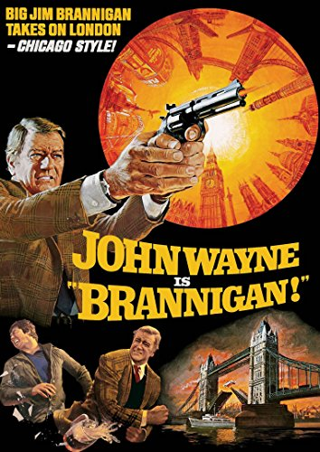 DVD : Brannigan