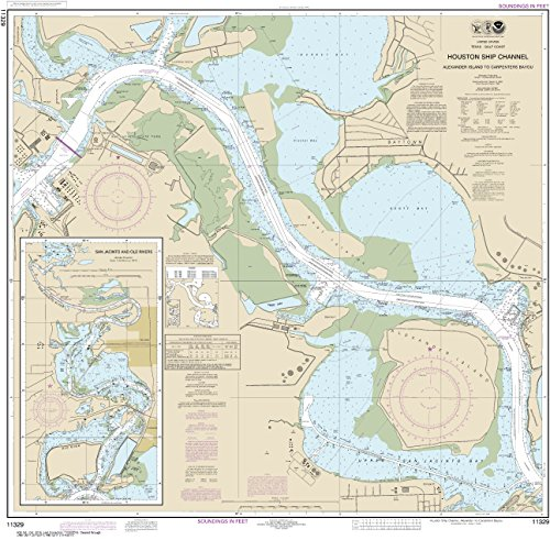 11329 Houston Ship Channel Alexander Island to Carpenters Bayou;San Jacinto Old Rivers: 33.98