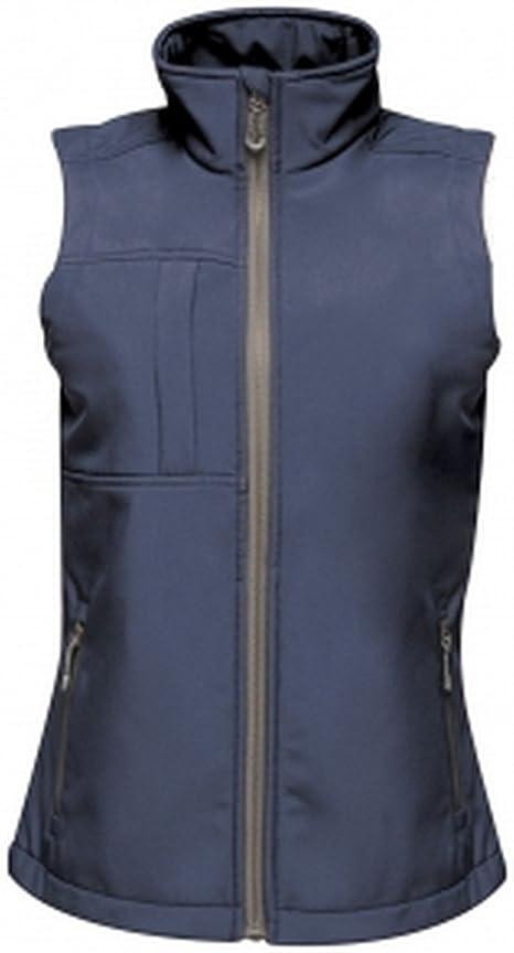 Regatta Octagon Ii Waterproof /& Breathable Wind Resistant 3 Layer Printable Softshell Bodywarmer Bodywarmers Hombre