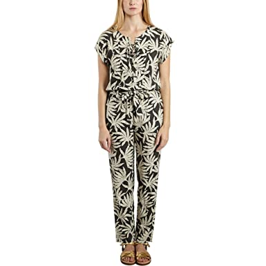 cf40617fbad9 Amazon.com  My Sunday Morning Wilde Jumpsuit Summer Collection Women Black   Clothing