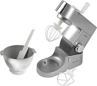 Kenwood PWK3690 KM Toy Chef, Silver, (63502)