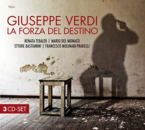 Price comparison product image Verdi: La Forza Del