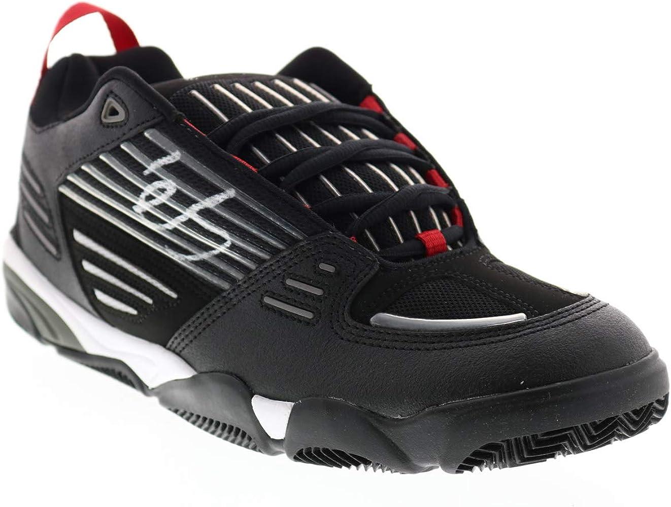 eS Omega (Black) Men's Skate Shoes