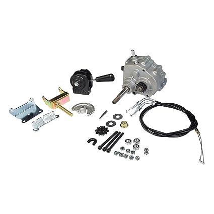 Amazon.com: AlveyTech Reverse Gearbox Kit for Go-Karts with TAV2 Series 30 Torque Converters: Automotive