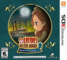 LAYTON'S MYSTERY JOURNEY: Katrielle and the Millionaires' Conspiracy - 3DS [Digital Code]