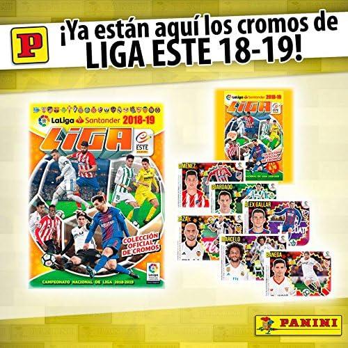 LIGA ESTE Colección Album + Cromos (1ª y 2ª edición:477 cromos): Amazon.es: Juguetes y juegos