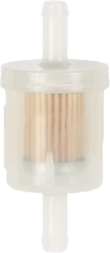 Briggs and Stratton 84001895 Fuel Filter, Clear