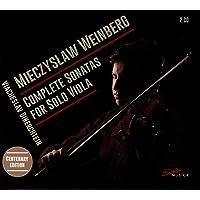 Sonate Per Viola (Integrale)