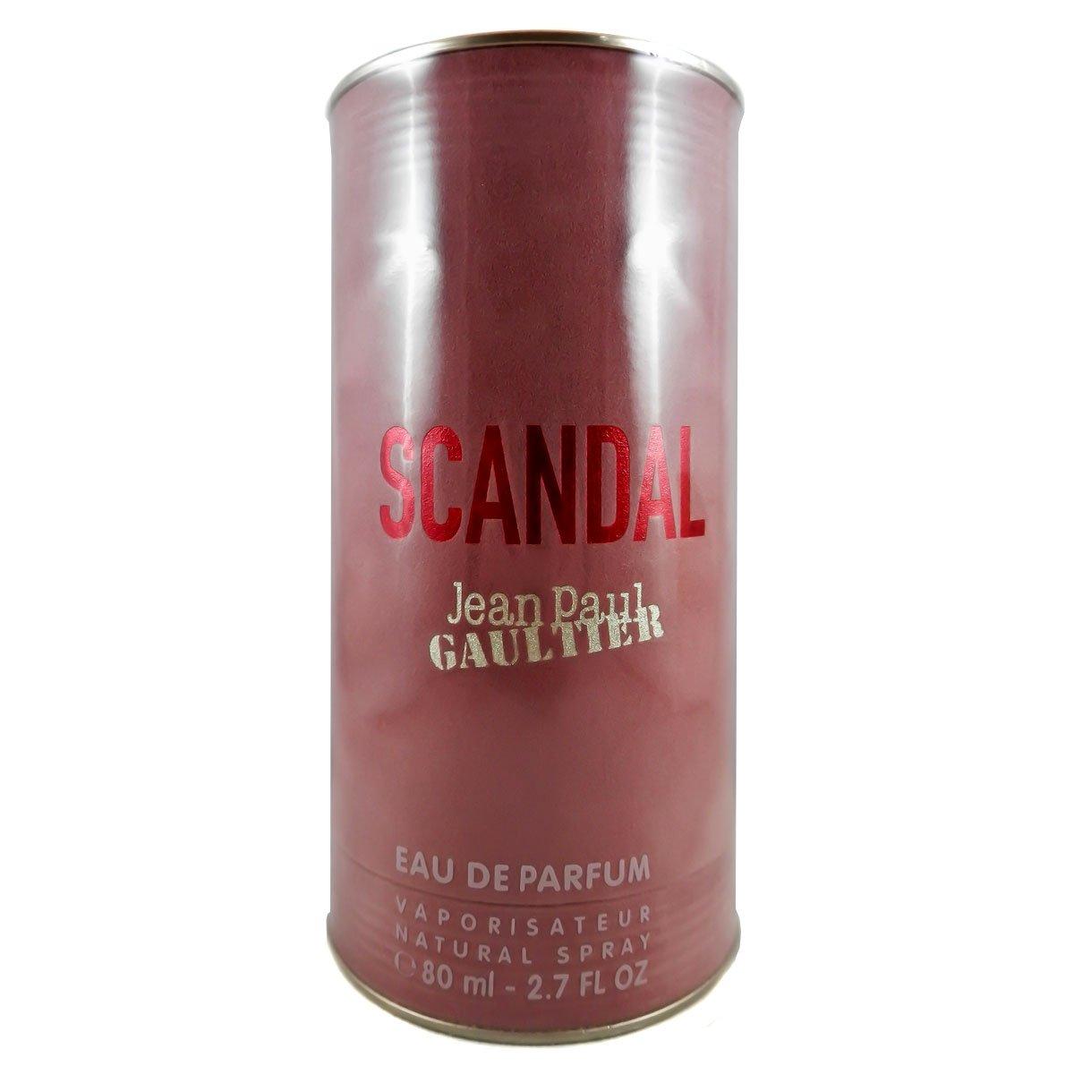Jean Paul Gaultier Scandal For Women Eau de Parfum 2.7oz / 80ml New In Box Launched In 2017