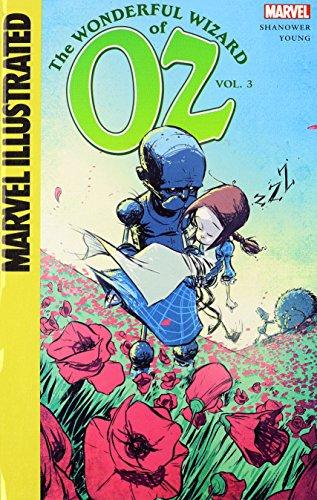 Marvel Illustrated the Wonderful Wizard of Oz 3
