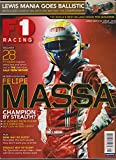 F1 RACING MAGAZINE AUGUST 2007 *FELIPE MASSA*
