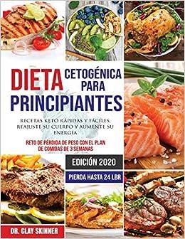 Dieta Cetogénica para Principiantes #2020: Recetas Keto ...