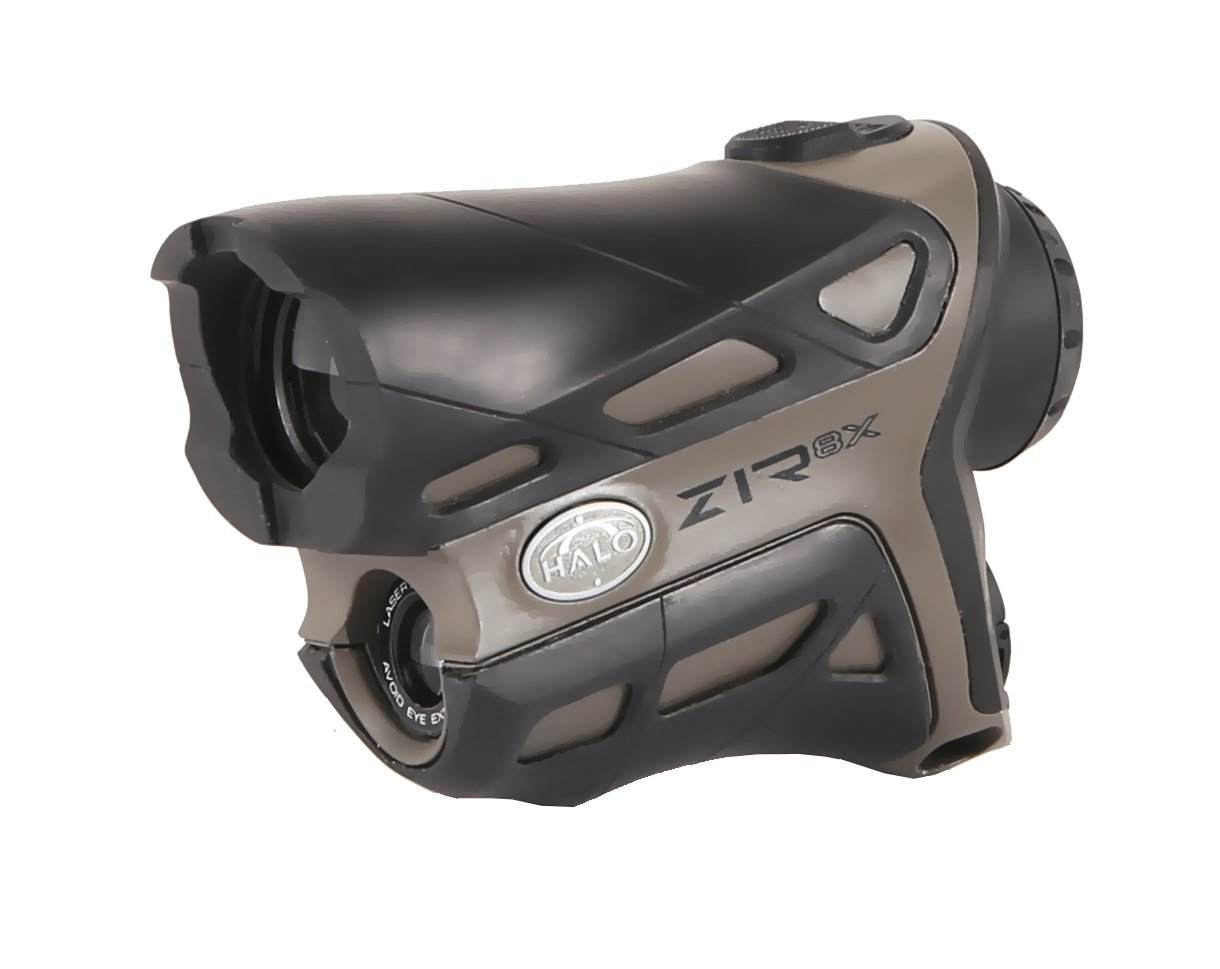 Halo ZIR8X Laser Range Finder, Black