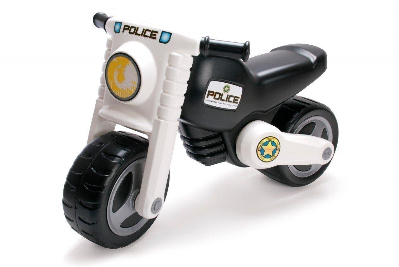 Dantoy Polizei Racer - Polizei Laufrad
